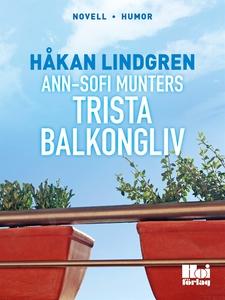 Ann-Sofi Munters trista balkongliv (e-bok) av H