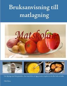 Bruksanvisning till matlagning (e-bok) av Olaf