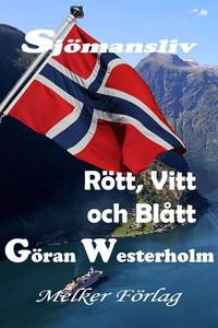Sjömansliv 6 - Rött, vitt och blått (e-bok) av