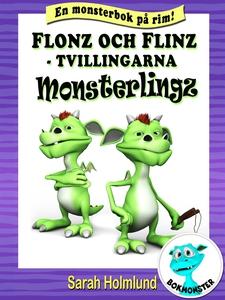 Flonz och Flinz - tvillingarna Monsterlingz (e-