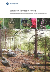 Ecosystem Services in Forests (e-bok) av - -