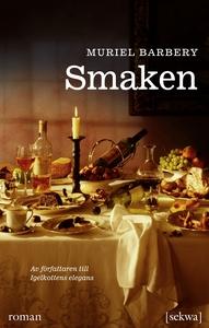 Smaken (e-bok) av Muriel Barbery