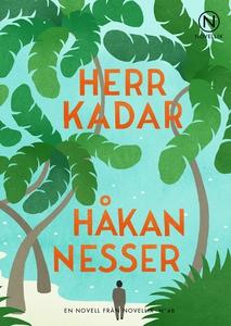 Herr Kadar (ljudbok) av Håkan Nesser