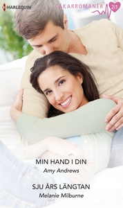 Min hand i din/Sju års längtan (e-bok) av Amy A