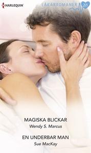 Magiska blickar/En underbar man (e-bok) av Sue