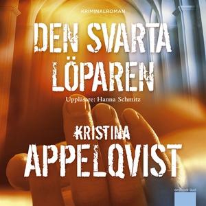 Den svarta löparen (ljudbok) av Kristina Appelq