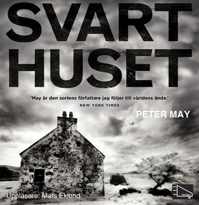Svarthuset (ljudbok) av Peter May