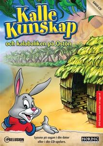 Kalle Kunskap och kalabaliken på Ostön (ljudbok