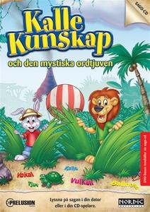 Kalle Kunskap och den mystiska ordtjuven (ljudb