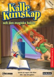 Kalle Kunskap och den magiska boken (ljudbok) a