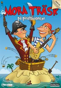 Mora Träsk på piratäventyr (ljudbok) av  Games4