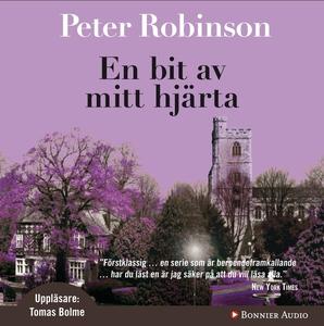 En bit av mitt hjärta (ljudbok) av Peter Robins