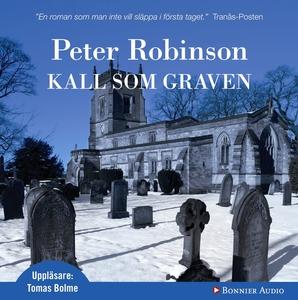 Kall som graven (ljudbok) av Peter Robinson