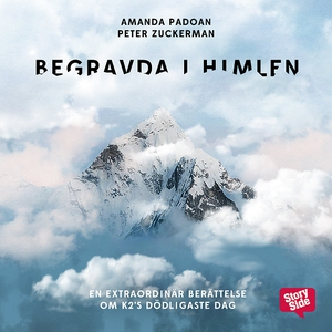 Begravda i himlen (ljudbok) av Peter Zuckerman,