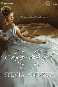 Ladyns dubbelspel (e-bok) av Sylvia Andrew