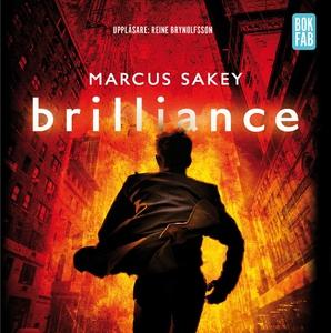 Brilliance (ljudbok) av Marcus Sakey