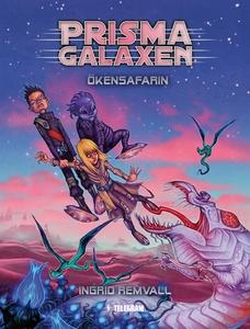 Prismagalaxen 2 - Ökensafarin (e-bok) av Ingrid
