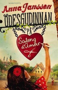 Ödesgudinnan på Salong d'Amour (e-bok) av Anna