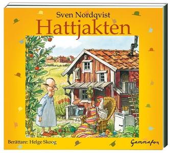 Hattjakten (ljudbok) av Sven Nordqvist