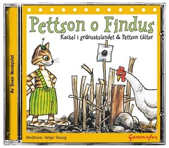 Pettson o Findus - Kackel i grönsakslandet (lju