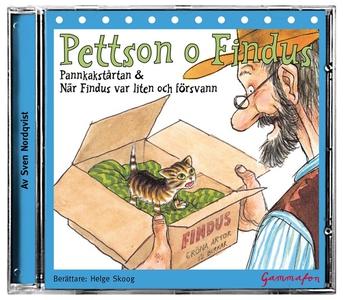 Pettson o Findus - Pannkakstårtan (ljudbok) av