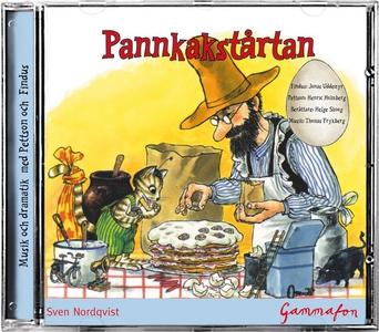 Pannkakstårtan (ljudbok) av Sven Nordqvist