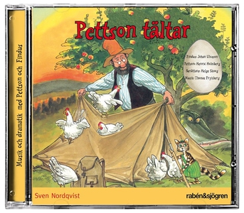 Pettson tältar (ljudbok) av Sven Nordqvist, Hel