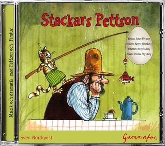Stackars Pettson (ljudbok) av Sven Nordqvist