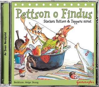 Pettson o Findus - Tuppens minut (ljudbok) av S