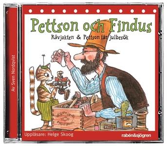 Pettson o Findus - Rävjakten (ljudbok) av Sven