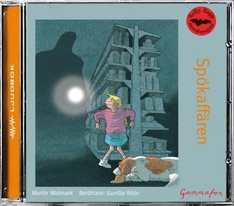 Spökaffären (ljudbok) av Martin Widmark