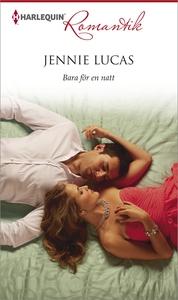Bara för en natt (e-bok) av Jennie Lucas