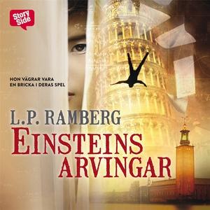 Einsteins arvingar (ljudbok) av L.P. Ramberg