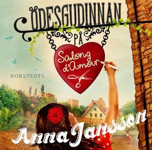Ödesgudinnan på Salong d'Amour (ljudbok) av Ann