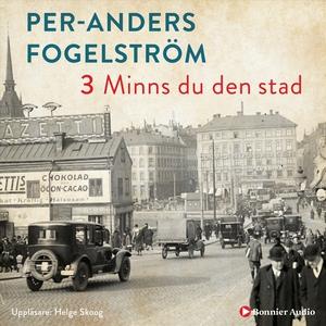 Minns du den stad (ljudbok) av Per Anders Fogel