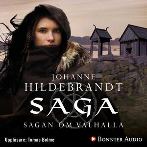 Saga från Valhalla (ljudbok) av Johanne Hildebr