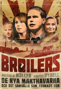 Broilers (e-bok) av Anders Rydell, Michaela Möl