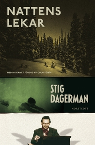 Nattens lekar (e-bok) av Stig Dagerman