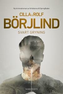 Svart gryning (e-bok) av Cilla och Rolf Börjlin