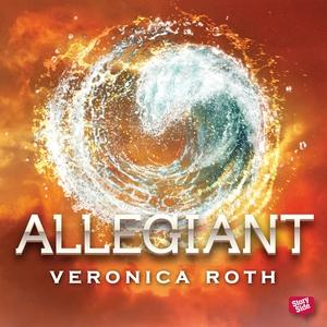Allegiant (ljudbok) av Veronica Roth