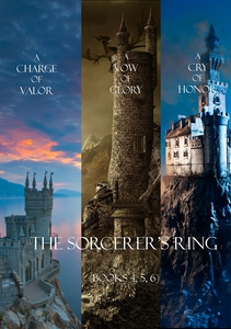 Sorcerer's Ring Bundle (Books 4, 5, and 6) (e-b
