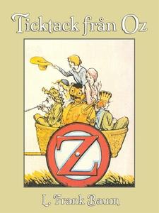 Ticktack från Oz (e-bok) av L. Frank Baum