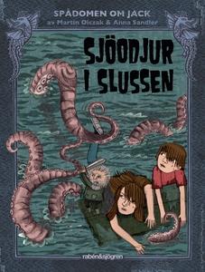 Sjöodjur i Slussen (e-bok) av Martin Olczak