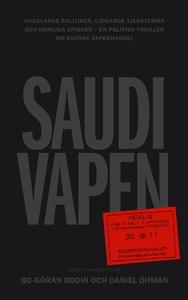 Saudivapen (e-bok) av Bo Göran Bodin, Daniel Öh