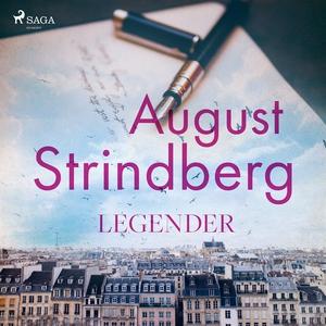 Legender (ljudbok) av August Strindberg