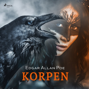 Korpen (ljudbok) av Edgar Allan Poe