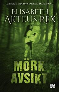 Mörk avsikt (e-bok) av Elisabeth Akteus Rex