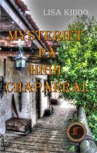 Mysteriet på High Chaparral (ljudbok) av Lisa K