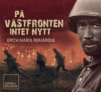 På västfronten intet nytt (ljudbok) av Erich Ma