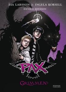 PAX. Grimmen (e-bok) av Åsa Larsson, Ingela Kor